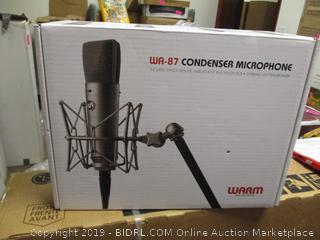 WA-87 Condenser Microphone