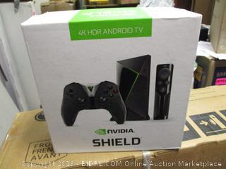 Nvidia Shield 4K Android TV