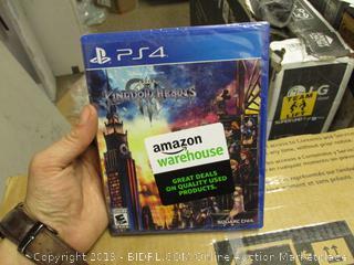 PS4 Kingdom Hearts