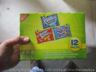 Nabisco Variety Cookie Snack Bags