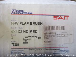 Abrasive Brush PAd
