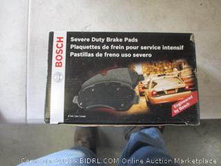 Severe Duty Brake Pads