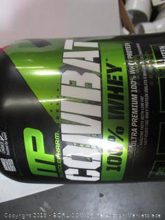 MP Combat Whey Protein