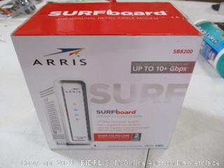 Arris Surf Surf Board Cable Modem