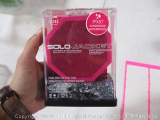 Solo Jacket Bluetooth Speaker