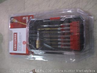 Craftsman Drill and Bits