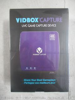 Vidbox Capture