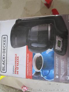 Black & Decker Coffee Pot