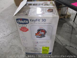 Chicco Rear Facing Infant Car Seat and Base