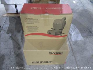 Britax Belt Positioning Booster Seat