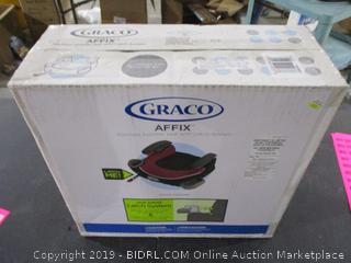 Graco backless booster seat with latch system