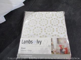 Lambs & Ivy Sheets