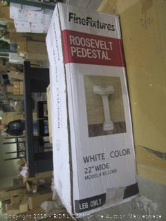 Roosevelt Pedestal Legs only Factory Sealed