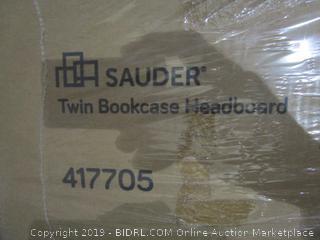Twin Bookcase Headboard Factory Sealed
