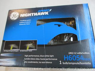Nighthawk 2 Headlight System Factory Sealed