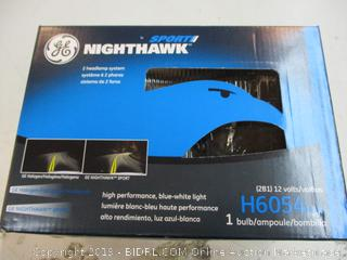 Nighthawk 2 Headlight Sytstem