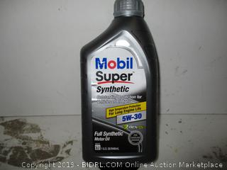 Mobil Synthetic Motor Oil