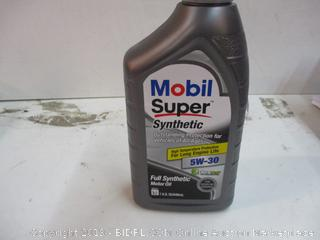 Mobil Full Synthetic Motor Oil