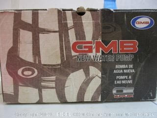 GMB Water Pump