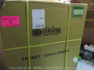 Tamdem Sport Target Challenger Factory Sealed Box 1 of 3 Incomplete Set