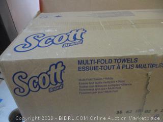 Scott Multifold Towels