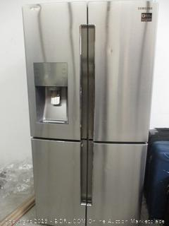 Samsung Flex Counter-Depth Refrigerator RF23J9011SR (Powers On)