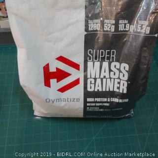 Oymatize Super Mass Gainer