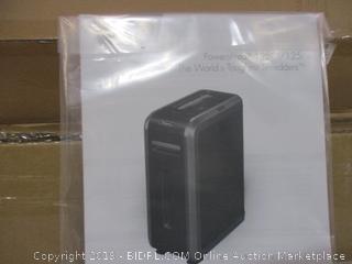Fellowes Powershred 125Ci 100% Jam Proof 20 -Sheet Cross-Cut Commercial Grade Paper Shredder (Retail $449.00)