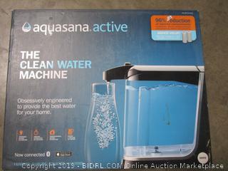 Aquasana Active Clean Water Machine (good) (retail $150)