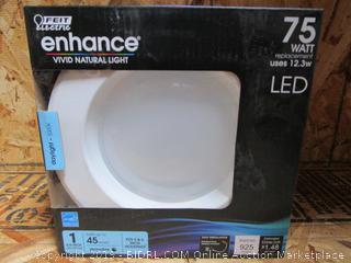 Feit Enhance LED Daylight Retrofit Kit 12.3w/75w