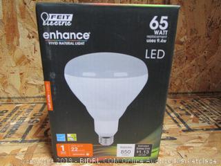 Feit Electric Enhance 850 Lumen Soft White LED Light Bulb 9.4W/65W