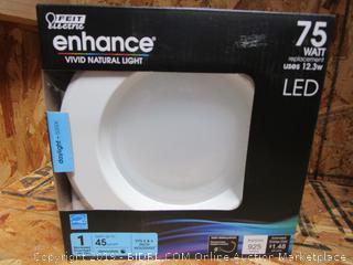 Feit Electric Enhance Daylight 12.3W/75W LED Retrofit Kit 925 Lumens