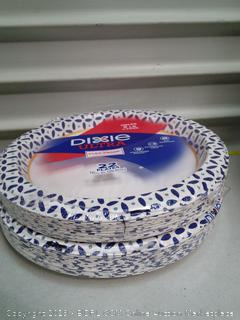 Dixie Paper Plates, 2 Pack