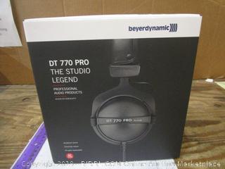 Beyerdynamic DT 770 Pro The Studio Legend