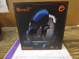 Version tech Headset