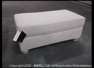 Signature Design by Ashley Traemore oversized ottoman bracket (mrsp $350)