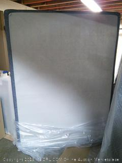 Serta Perfect Sleeper QUEEN Box Spring - Grey (MSRP $350)