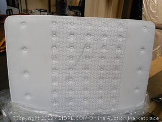 Sealy Posturepedic FULL Firm Euro Pillowtop - White (MSRP $1110)