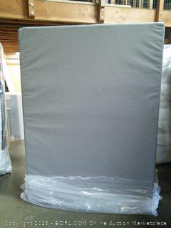 Simmons Beautyrest Beautysleep QUEEN Box Spring - Light Gray (MSRP $175)