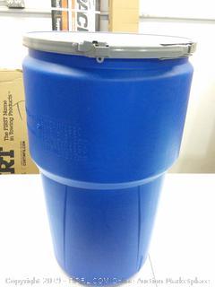 Lab Pack Drum - High Density Polyethylene - 14 Gallons