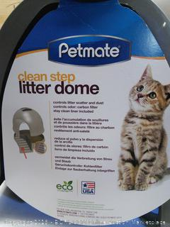 Clean Step Litter Dome - Petmate
