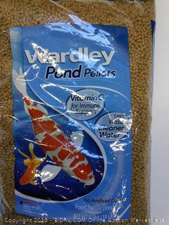 Wardley Pond Pellets