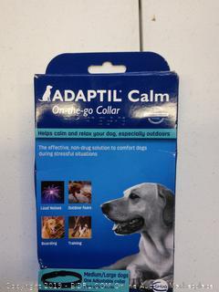 Adaptil Calm Pet Collar - Medium/Large