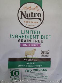 Dog Food - Adult - Nutro Grain Free