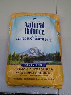 Dog Food - Adult - Natural Balance
