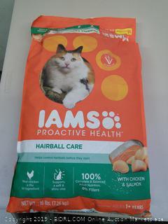 Cat Food - Iams