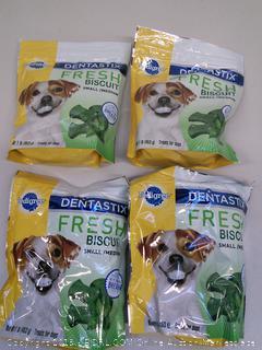 Pedigree Dog Dentastix - Box of 4 Pouches