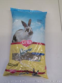 Rabbit Food - Kaytee Supreme