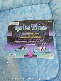 Quiet Time Pet Bed