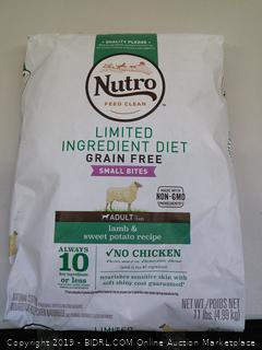 Dog Food - Adult - Nutro Small Bites